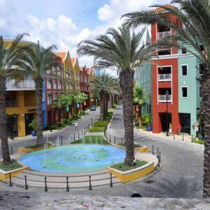 Huisvesting stage Curacao