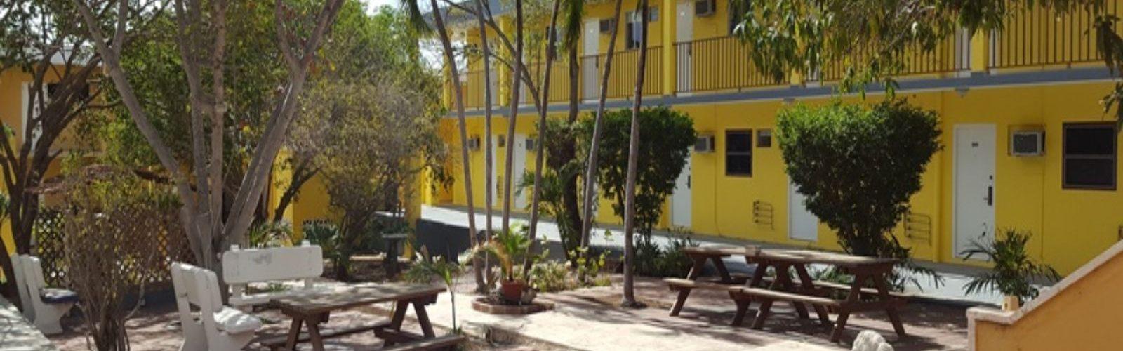Bellisimaweg - Stage Curacao