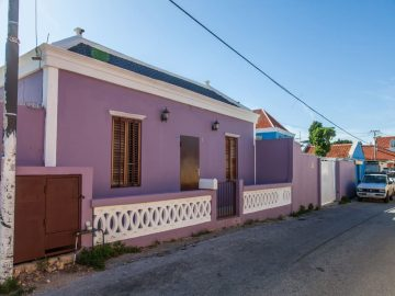 Riouwstraat - Stage Curacao