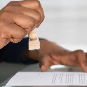 Belangrijke documenten stage Curacao