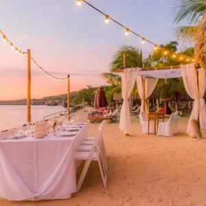 restaurants op Curacao