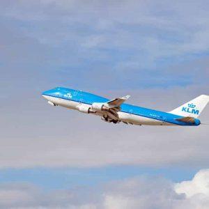 Vliegtuig tips stage Curacao