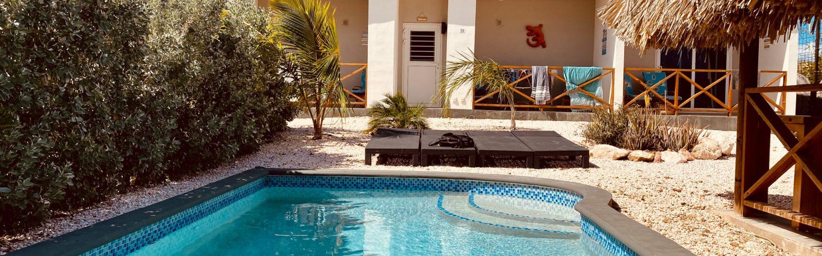 Telamonstraat - Stage Curacao