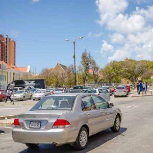 verkeer op Curacao