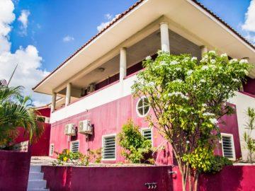 Kieckensweg - Stage Curacao