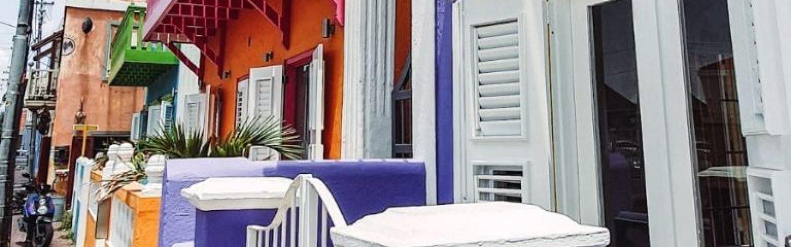 Nieuwestraat - Een Stage Op Curacao